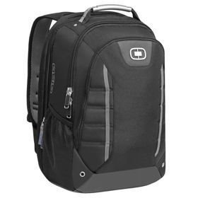 Ogio Circuit Black plecak na laptop do 16""