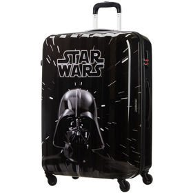 American Tourister Star Wars Legends duża walizka 75 cm / Star Wars Neon