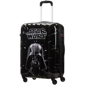 American Tourister Star Wars Legends średnia walizka 65 cm / Star Wars Neon