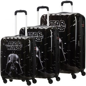 American Tourister Star Wars Legends zestaw walizek / komplet / set / Star Wars Neon