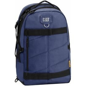 "Caterpillar BRYAN plecak - torba na ramię 20/53 cm CAT / laptop 17"" / Navy Blue"