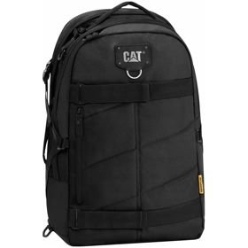 "Caterpillar BRYAN plecak - torba na ramię CAT / laptop 17"" / Black"