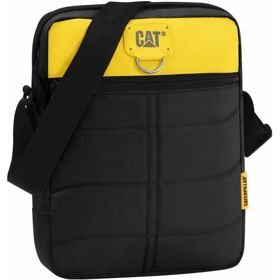 "Caterpillar RYAN torba na ramię CAT / tablet 10"" / Black / Yellow"