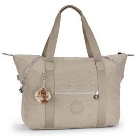 Kipling ART M torba damska na ramię / weekendowa / Warm Grey
