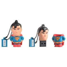 TRIBE DC Comics Superman pamięć przenośna Flash USB Pendrive 16 GB