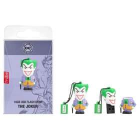 TRIBE DC Comics The Joker pamięć przenośna Flash USB Pendrive 16 GB