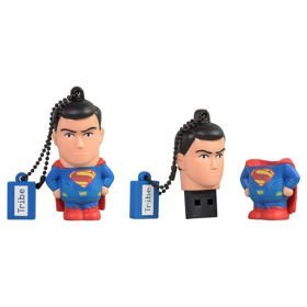 TRIBE DC Movie Superman pamięć przenośna Flash USB Pendrive 16 GB