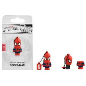TRIBE Marvel Spiderman pamięć przenośna Flash USB Pendrive 16 GB