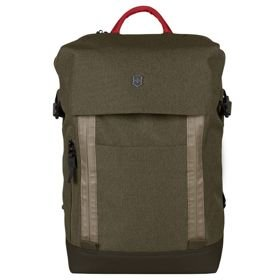 Victorinox Altmont Classic Deluxe Flapover Laptop Backpack Olive plecak na laptop 15,4""