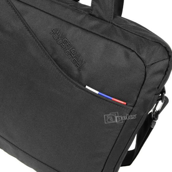 "American Tourister Business III torba na laptopa 17"" / czarna"