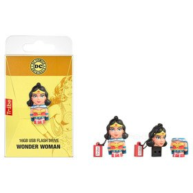 TRIBE DC Comics Wonder Woman pamięć przenośna Flash USB Pendrive 16 GB