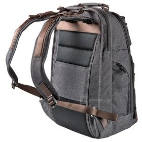Victorinox Architecture Urban Rath Slim Grey/Brown Backpack plecak na laptop 17""